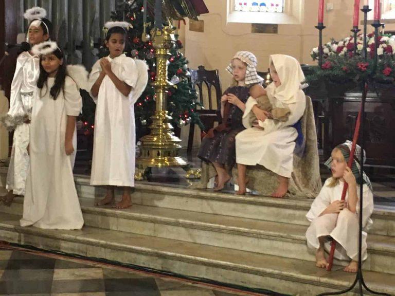 St. Andrew's Scots Kirk Sunday School Prayers 1