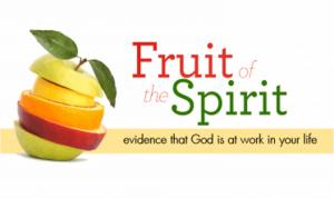 St. Andrew's Scots Kirk - FRUIT OF THE SPIRIT