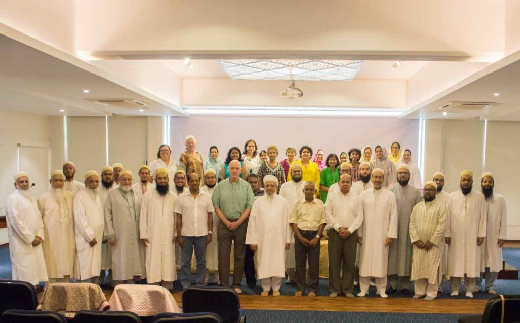Bohra Mosque Friendship